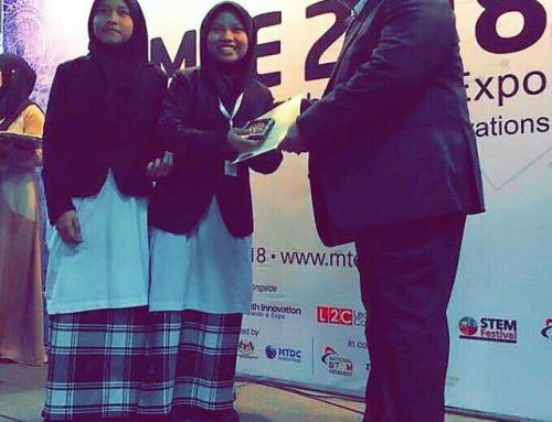 MRSM JULANG NAMA MARA SERTAI MALAYSIA TECHNOLOGY EXPO 2018
