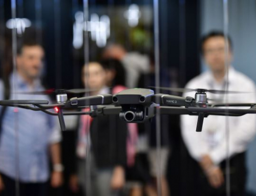 DJI drones score US wins as trade war with China takes a toll