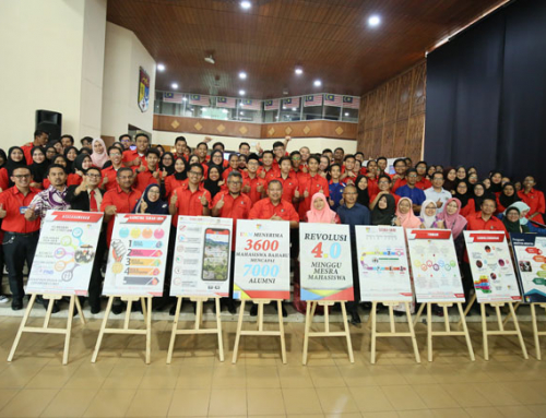 MESRA@UKM – Innovative App that Empowers New Students
