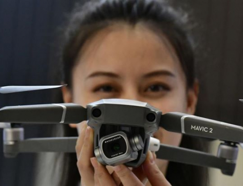 Hackers gain access to data collected by drones giant