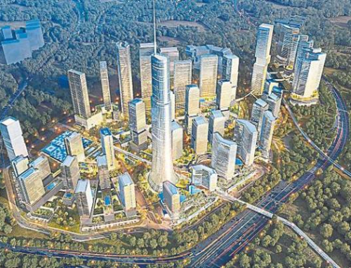 Slow progress for RM10 billion Cyberjaya City Centre