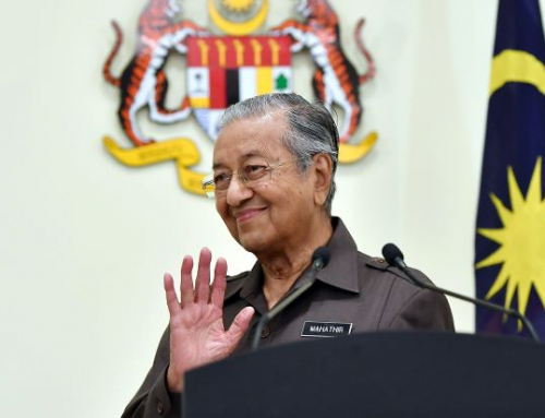 Dr M in Time's list of 100 most influential people