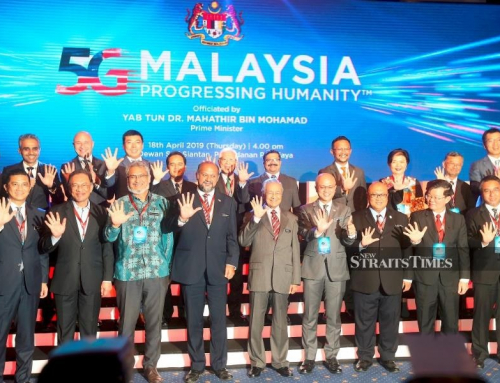 Malaysia to leverage on 5G technology within 3 years, says PM