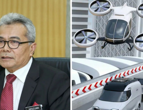 Minister: Prototype For First Flying Car Using M'sian Technology Will Be Unveiled in 2019