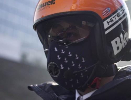 French startup targets hi-tech anti-pollution mask at Asia's health-conscious consumers