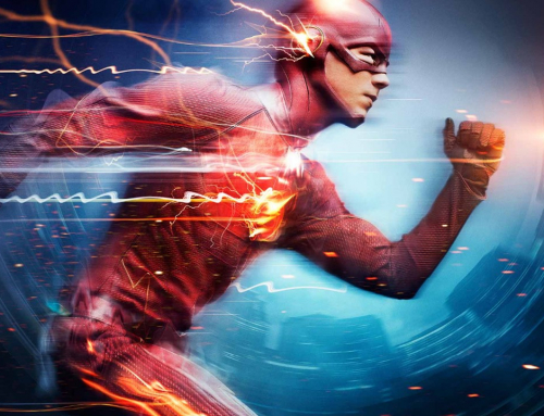Telekomunikasi Sepantas Adiwira The Flash?