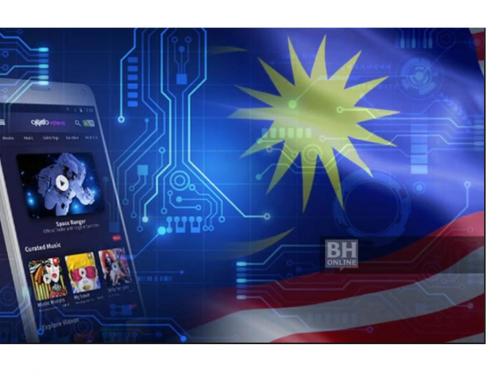 Malaysia tempat ke-56 kelajuan muat turun mudah alih